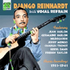 Django Reinhardt Vol.9 - With Vocal Refrain (CD)