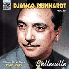 Django Reinhardt - Vol.10 Belleville - Various Artists (CD)