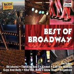 Alda, Robert / Arndt, Justin / Bell, Marion / Bigley, Isabel - Best Of Broadway (CD)