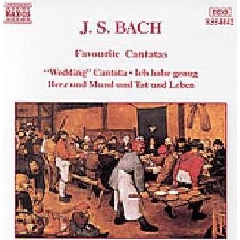 Favourite Cantatas - Various Artists (CD)