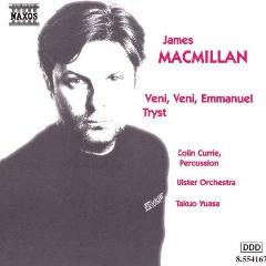 Currie, Colin - Veni Veni Emmanuel (CD)