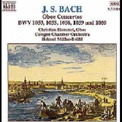 Christian Hommel - Oboe Concertos (CD)