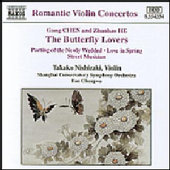 Chen - Butterfly Lovers Violin Concerto (CD)