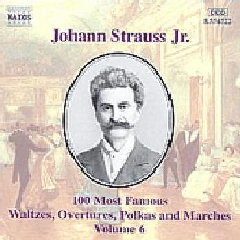 100 Most Famous Works Vol 6 - Various Artists (CD)