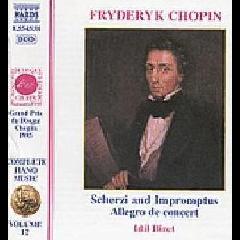 Idil Biret - Chopin Vol.12 - Scherzi & Impromptus (CD)