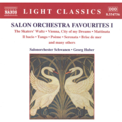 Salon Orchestra Favourites - Vol.1 - Various Artists (CD)