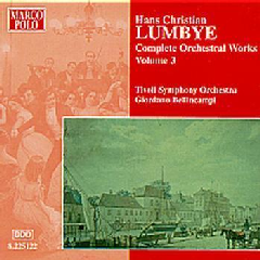 Lumbye - Orchestral Works - Vol.3 (CD)