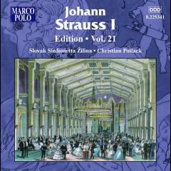 Strauss: Edition 21 - Strauss Edition - Vol.21 (CD)