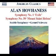 Seattle Symphony/schwarz - Symphonies Nos.1 & 50 (CD)