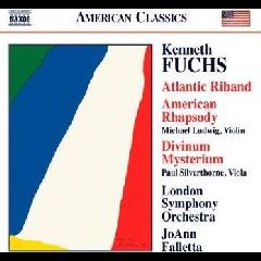 Fuchs:Atlantic Riband American Rhapso - (Import CD)