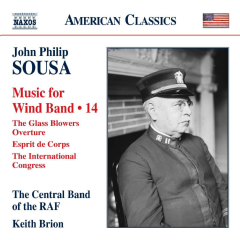 Central Band Of The RAF - Music For Wind Band - Vol.14 (CD)