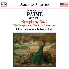 Paine:Sym N1/Tempest/As You Like It O - (Import CD)
