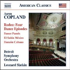 Detroit Symphony Orchestra - Rodeo / El Salon Mexico (CD)