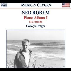 Rorem:Piano Album I Six Friends - (Import CD)