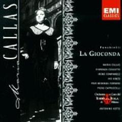 Maria Callas - La Gioconda (CD)