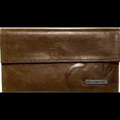 Golla Doane Slim Phone Wallet - Brown