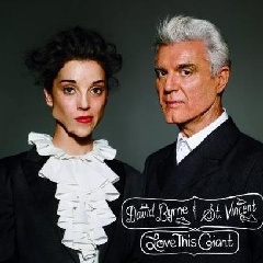 David Byrne & St Vincent - Love This Giant (CD)