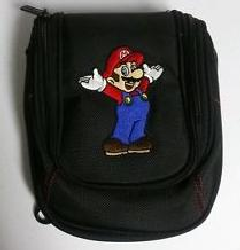 "Official ""Mario"" pouch for Nintendo (2DS)"