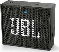 JBL GO Portable Bluetooth Speaker - Black