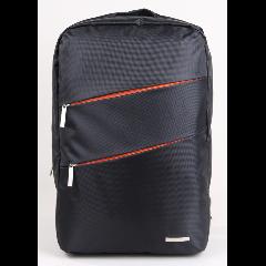 """Kingsons 15.6"""" Evolution Laptop Backpack - Black"""