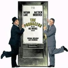 Original Soundtrack - The Producers (CD)