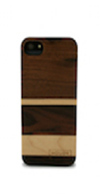 Houdt iPhone 5/5s Cover - Mixwood Horizontal Case