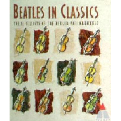 Beatles In Classic - Various Artists (CD)