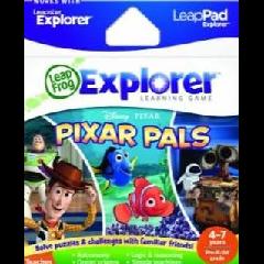 LeapFrog - Explorer Game - Pixar Pals