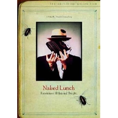 Naked Lunch - (Region 1 Import DVD)