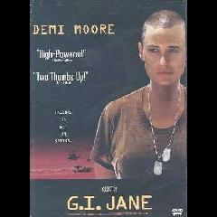 G.I Jane - (Region 1 Import DVD)