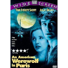 American Werewolf in Paris - (Region 1 Import DVD)