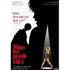 What's Love Got to Do with It - (Region 1 Import DVD)