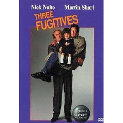 Three Fugitives - (Region 1 Import DVD)