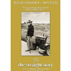Straight Story - (Region 1 Import DVD)