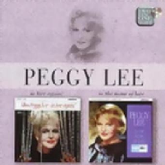Peggy Lee - In Love Again / In The Name Of Love (CD)