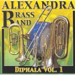 Alexandra Brass Band - Diphala - Vol.1 (CD)