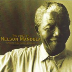 Mandela Nelson - The Voice Of Nelson Mandela (CD)