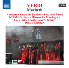 Verdi: Macbeth - Macbeth (CD)