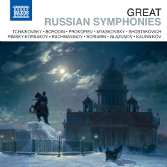 Great Classics: Great Russian Symphonies - Great Russian Symphonies (CD)