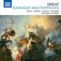 Great Classics: Great Baroque Masterpiec - Great Baroque Masterpieces (CD)