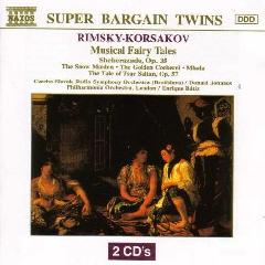 Czech-Slovak Radio Symphony Orchestra - Musical Fairy Tales (CD)