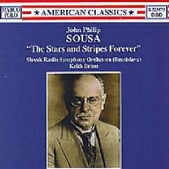 Sousa - Star & Stripes Forever (CD)
