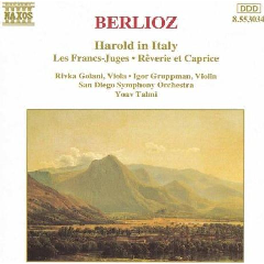 Golani / Gruppman / San Diego Symphony Orchestra - Harold In Italy / Overture / Reverie Et Caprice (CD)