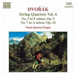 Vlach Quartet Prague - String Quartets Vol 6 (CD)