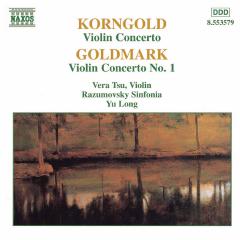 Korngold/Goldmark:Violin Concertos - (Import CD)