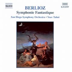 San Symphonie Fantastique - Talmi Diego - Symphonie Fantastique (CD)