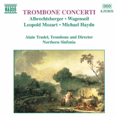 Trombone Concerti - Various Artists (CD)