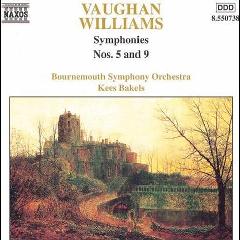 Bournemouth Symphony Orchestra - Symphonies Nos. 5 & 9 (CD)