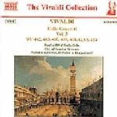 Raphael Wallfisch / City Of London Sinfonia - Cello Concertos Vol. 3 (CD)