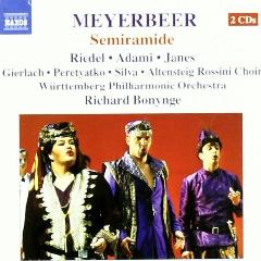 Meyerbeer Giacomo - Semiramide (CD)